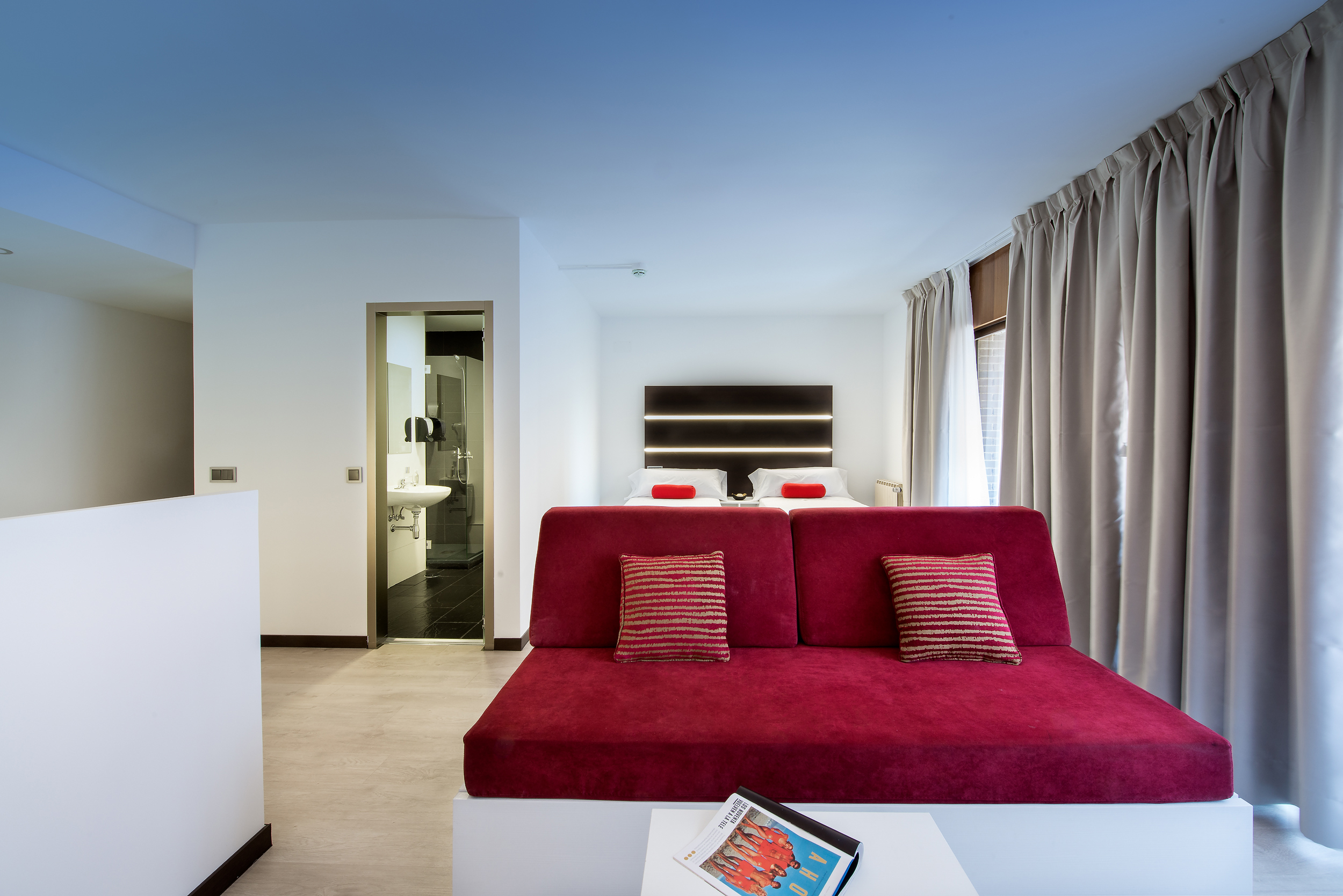 HOSTAL habitacion suites