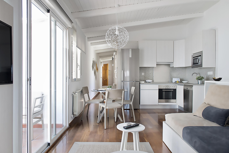 CENTRO Atico duplex apartamentos turisticos en madrid