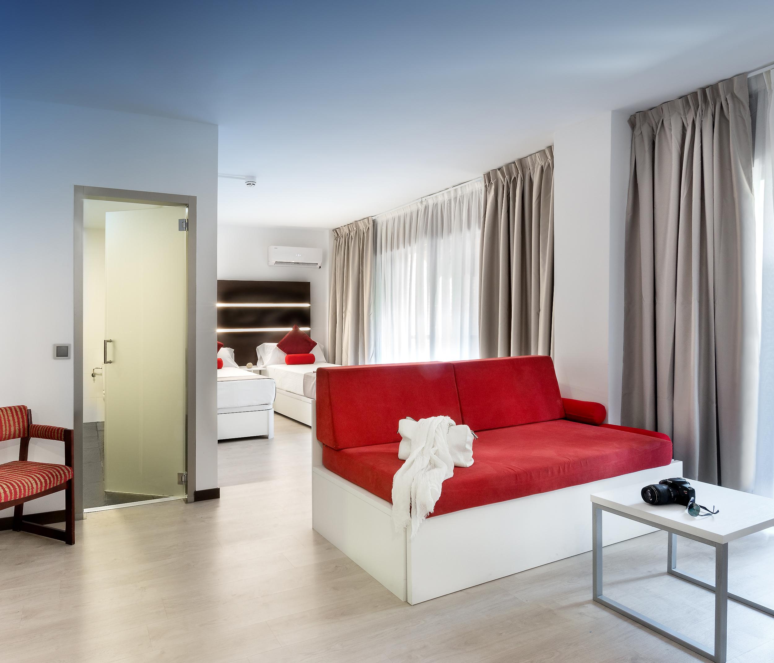 HOSTAL habitacion suites.