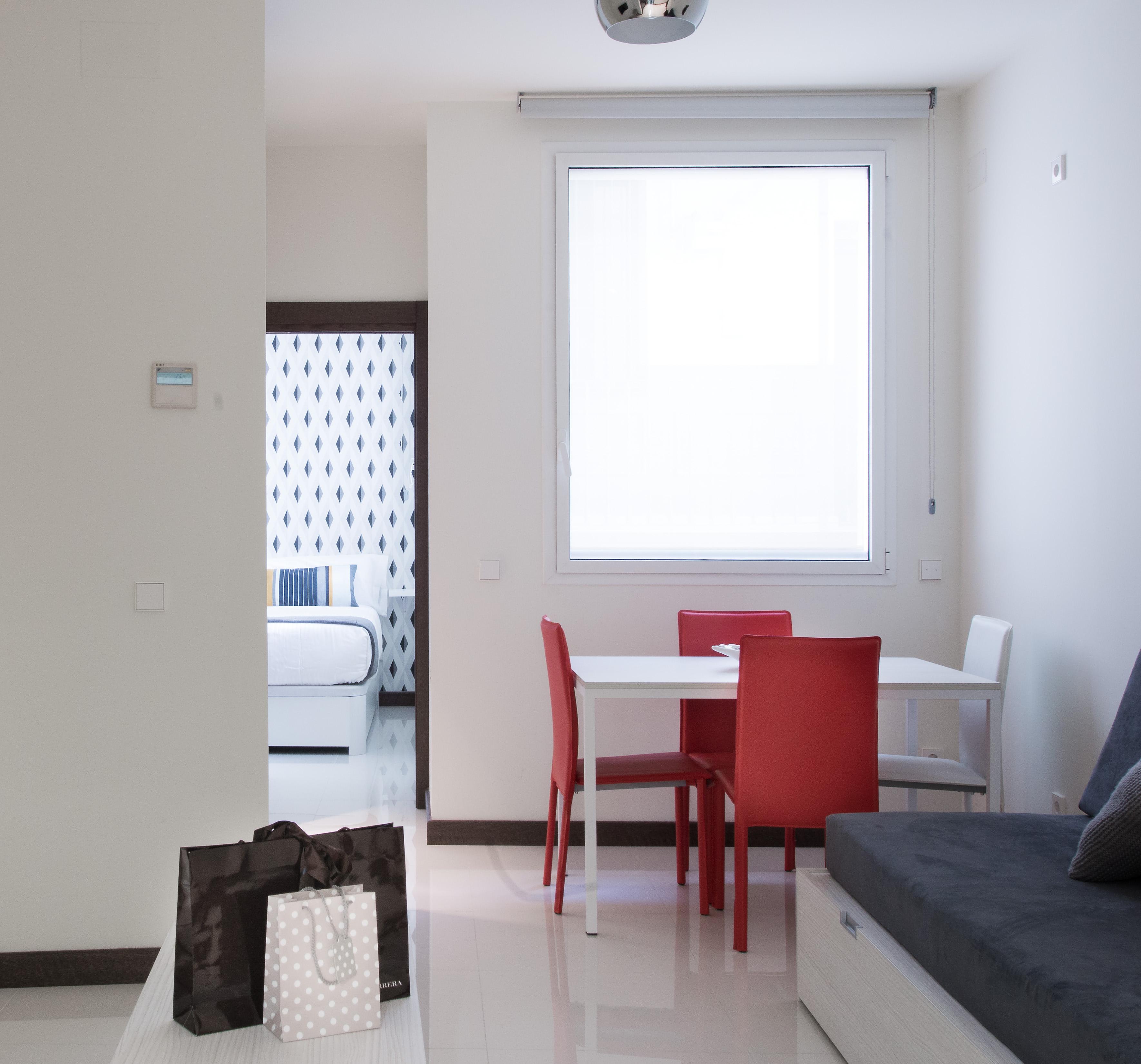 SUITES apartamento de 1dormitorio