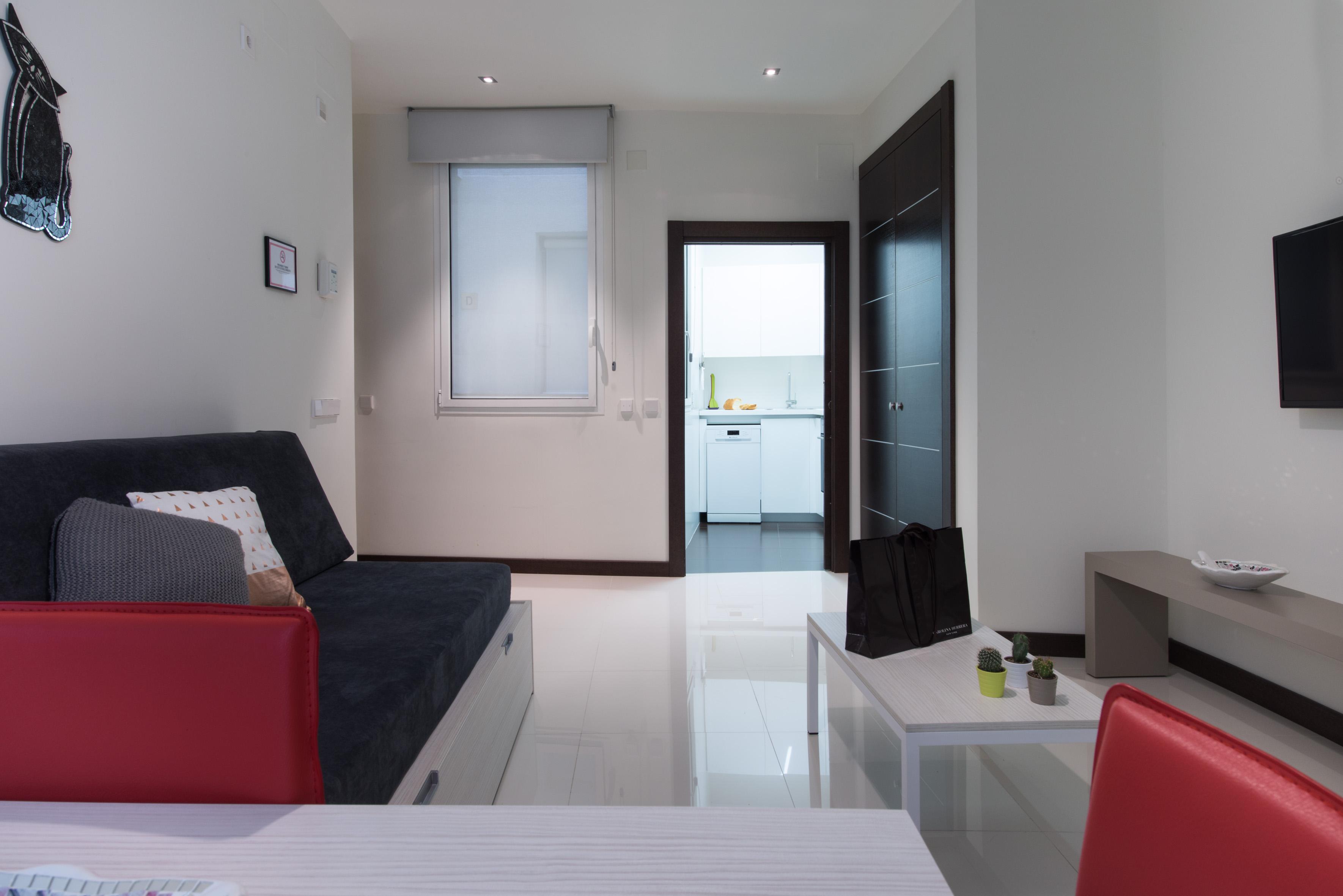 SUITES apartamento 1dormitorio