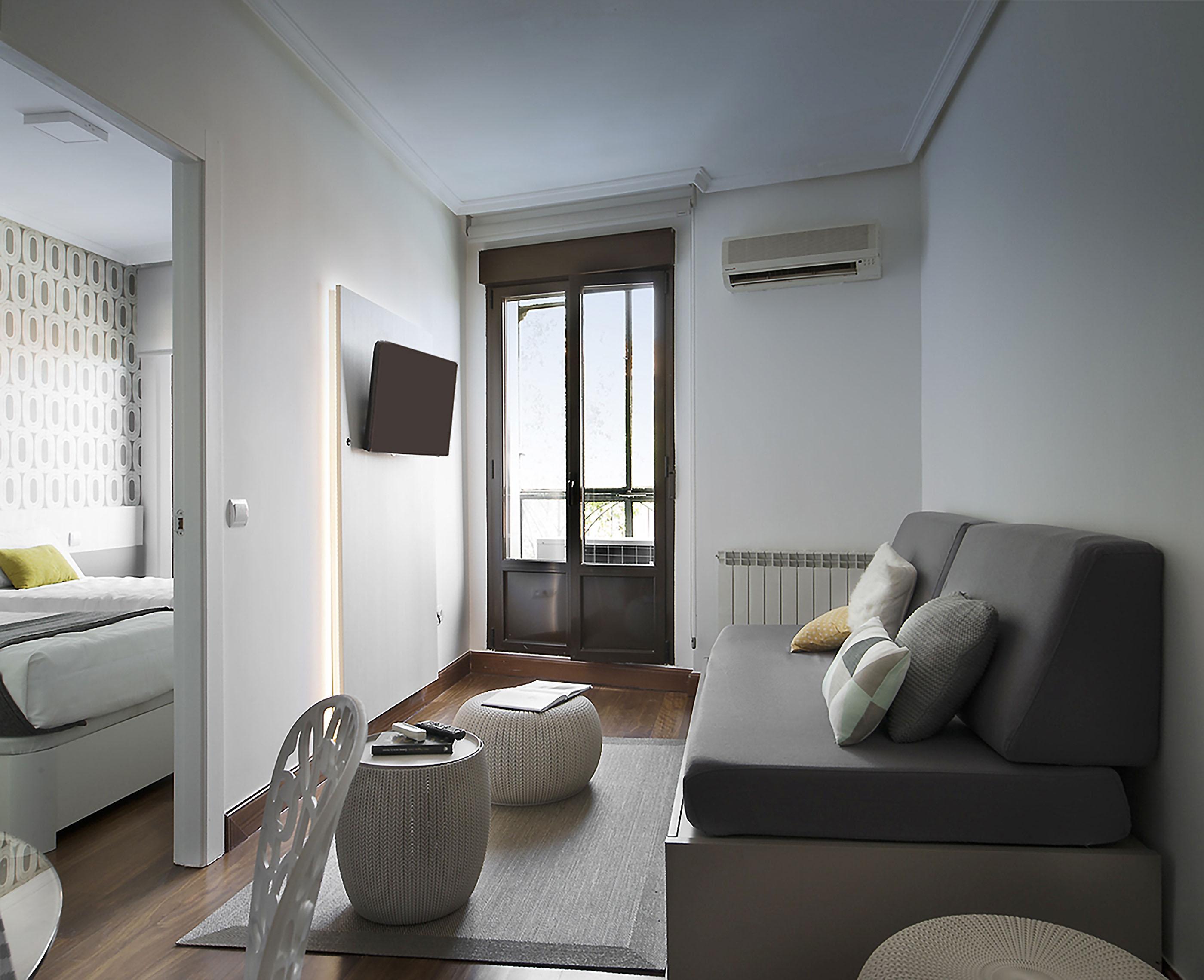 CENTRO apartamento de 1 dormitorio con balcon