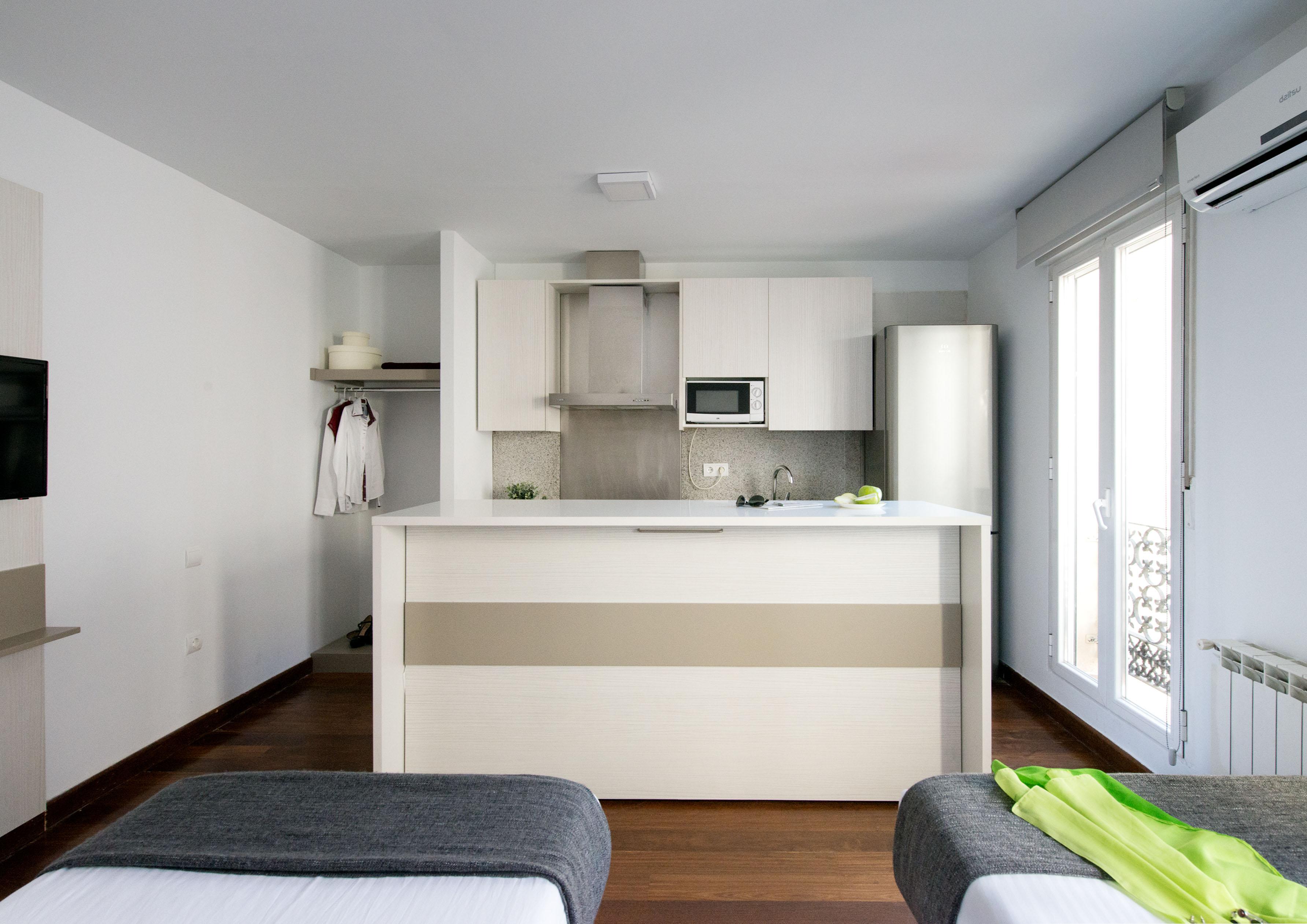 CENTRO estudio triple. apartamentos turisticos malasaña