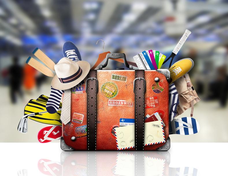 5 Cosas que olvidas meter en tu maleta al viajar