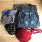 ropa interior en tu maleta
